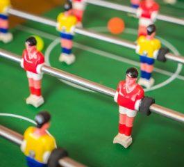 השכרת כדורגל שולחן