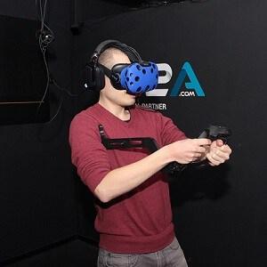 סימולטור VR מציאות מדומה