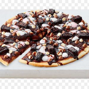פיצה שוקולד מתוקה במיוחד