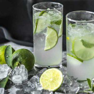 דוכן שתיה קלה לאירועים