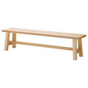 השכרת ספסל עץ